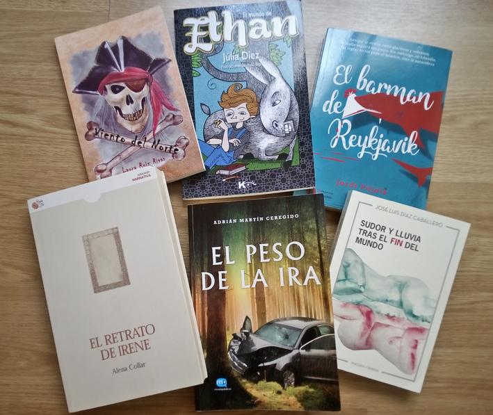 Seis recomendaciones literarias