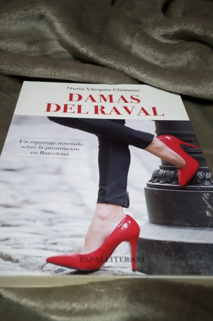 Damas del Raval - Nuria Vázquez