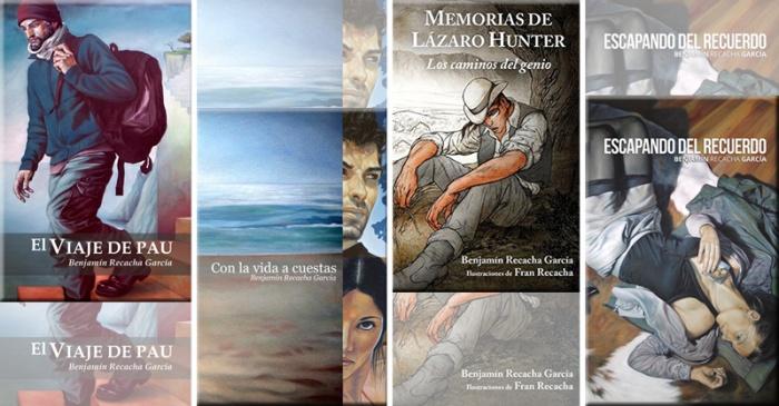 Novelas Benjamín Recacha García