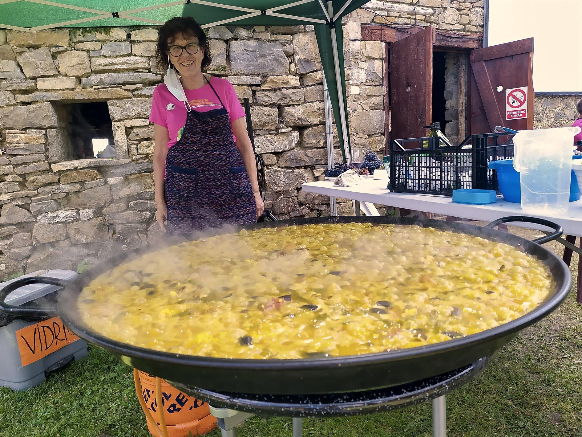 Pilar, la cocinera - Muestra de Cine de Ascaso